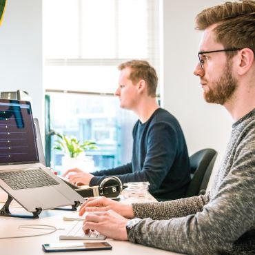 website design coding success